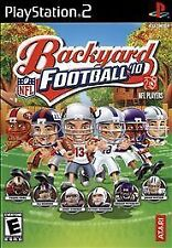 Backyard Football 10 (PS2 Sony PlayStation 2) Disc Only  15-98