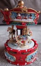 Spieluhrenwelt Christmas Carousel Music Box World Music Box Kingdom