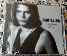 JOHN TAYLOR Feelings Are Good And Other Lies NEW RARE First Solo CD Duran Duran