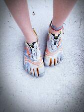 Vibram FiveFingers Komodo Sport Minimalist Orange/ Running Womens 37/7