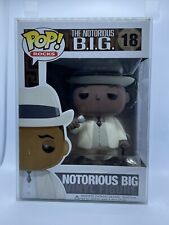 Funko Pop! Rock The Notorious B.I.G. #18 Vaulted