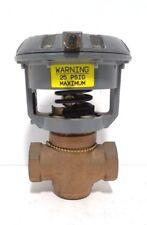 Johnson Controls V-3000-1 Diaphragm Actuator. 3/4