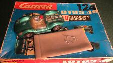 Carrera 124 Bausatz Auto mit Karton:   *** Lotus 40 ***