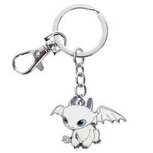 Drachenzähmen leicht gemacht  Dragon Schlüsselanhänger Keychain Tagschatten Deko