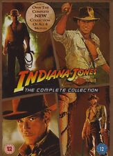 Indiana Jones : The Complete Collection (5 Discs) - DVD