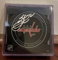 Scott Stevens Autographed Signed Official NHL Game Puck Washington Capitals