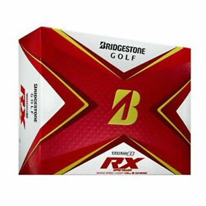 NEW Bridgestone 2020 Tour B RX Yellow Golf Balls - Drummond Golf