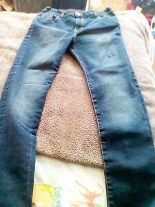 BOYS BLUE JEANS - AGE 11-12 YEARS - FROM FF KIDS