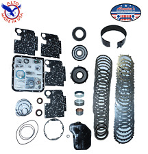 1997-2003 Chevy GM 4L60E/4L65E Master Overhaul Rebuild Kit w/ Upgrades