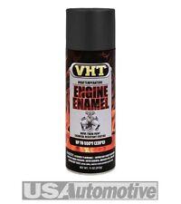 VHT GM SATIN BLACK ENGINE ENAMEL SP139