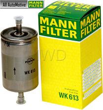 Fuel Filter fits AUDI RS6 2003-2004 MANN WK613 6N0201511A