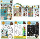 The Gruffalo - Sticker Packs - Novelty Child Birthday Kids Gift Xmas Activity