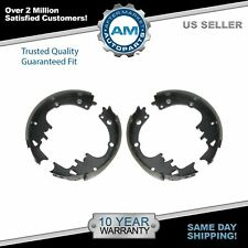 Rear Drum Brake Shoes for Chevy Pontiac GMC Olds Buick