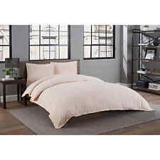 Garment washed Full/Queen 3 piece Duvet cover set