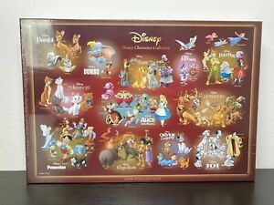 Jigsaw Puzzle 1000 Pieces Disney Characters Collection D-1000-066 Tenyo