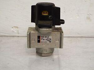 SMC VHS20-N02-BZ SMC VH820-N02-BZ PRESSURE 15-150 PSI ,15-150 PSI