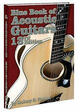 Blue Book of Acoustic Guitars, Fjestad, Zachary R., Good Book
