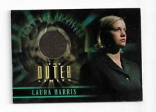 Outer Limits Sex, Cyborgs & Science Fiction Costume Card Cc10 Laura Harris