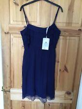 New listingLadies Navy Strappy Dress. Ideal For Special Occasion. Sz 38  (10). KOOKAI. BNWT! 146b9643c