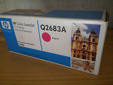 HP Q2683A Toner Magenta original para Laserjet 3700 series