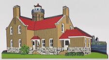 Old Mackinac Point Lighthouse #Plh16 Mackinac Island Mi Retired Shelia'S