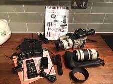 Canon Vision EX1 Hi 8 mm Caméra Vidéo et enregistreur & Accessoires * pas alimenter sur
