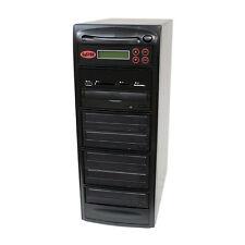 SySTOR 1 to 5 USB/SD/CF/MS/MMC Multi Media Flash Backup Copier CD DVD Duplicator