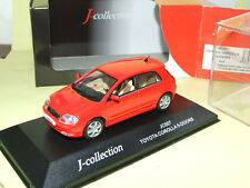 TOYOTA COROLLA 5 Portes Rouge J- COLLECTION