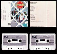 SPYRO GYRA - SPAIN CASSETTE MCA 1983 - CITY KIDS - NEW SEALED / NUEVO PRECINTADO