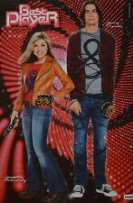 JENNETTE MCCURDY & JERRY TRAINOR - A3 Poster (42 x 28 cm) - Clippings Sammlung