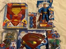 DC Comics Superman Returns Action Figure Lot
