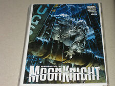 Vengeance of Moon Knight #1 Finch Incentive Variant
