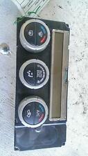 NAVARA HEATER AIR CONDITIONING CONTROLS D40, STX-550, 12/05-08/15