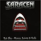 Saracen - Red Sky/Heroes Saints And Fools (2006) 2 x CD PROG ROCK CLASSIC