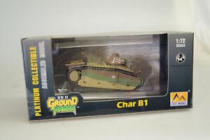 1:72 Ground Armor 36160 Char B1 Fertigmodell, neu/ovp