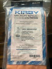 kirby micron magic vacuum bags 197394 Pack Of 9