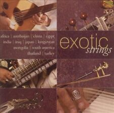 VARIOUS ARTISTS - EXOTIC STRINGS NEW CD