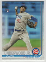 2019 Topps Baseball Chicago Cubs Team Set Series 1 and 2