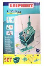 Leifheit 55356 Combi Clean Set (Bodenwischer + Eimer + Combi Press Aufsatz), NEU