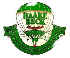 Bierballon pin/broches-Haake Beck boissons [3060]