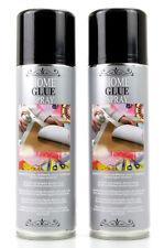 Colle Aérosol  En Spray Pour Maquettes  Papier Carton Bois Textile 300 ml