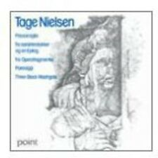Tage Nielsen - 3 Opera Fragments [New CD]