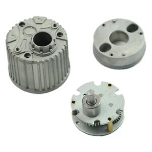 Cross RC 97400450 Gearbox Assembly (metal complete): SG4 SR4