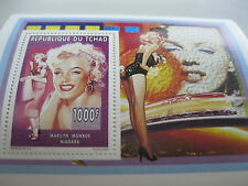 Chad-1996-famous people-Marilyn Monroe-MI.1276A