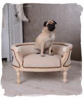 Divano per Cani Gatto Liegi Cane Bank Letto Couch Barocco