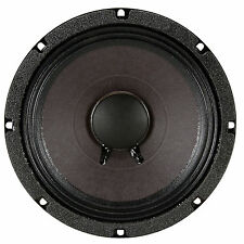 "Eminence Beta-8A 8"" Pro Audio Replacement Woofer Speaker 225-Watts 8-ohms mint"