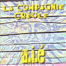 ★☆★ CD Single La Compagnie Créole A I E 2-Track CARD SLEEVE RARE  ★☆★