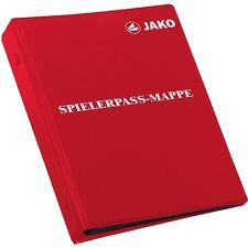 JAKO Spielerpass-mappe Mappe - rot Gr. 0 (0)