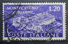 1951  ITALIA  20 lire   Cassino