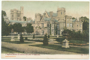 Canford Manor, Residence of Lord Wimborne